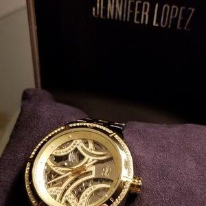 Jlo automatic watch